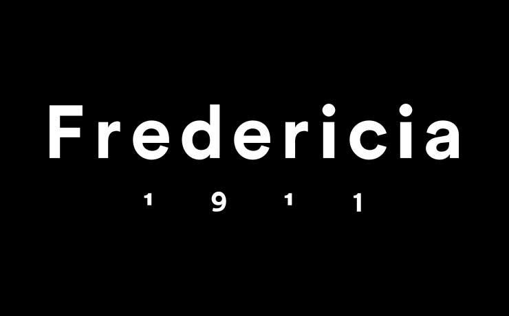 FREDERICIA(フレデリシア) ブランドロゴ