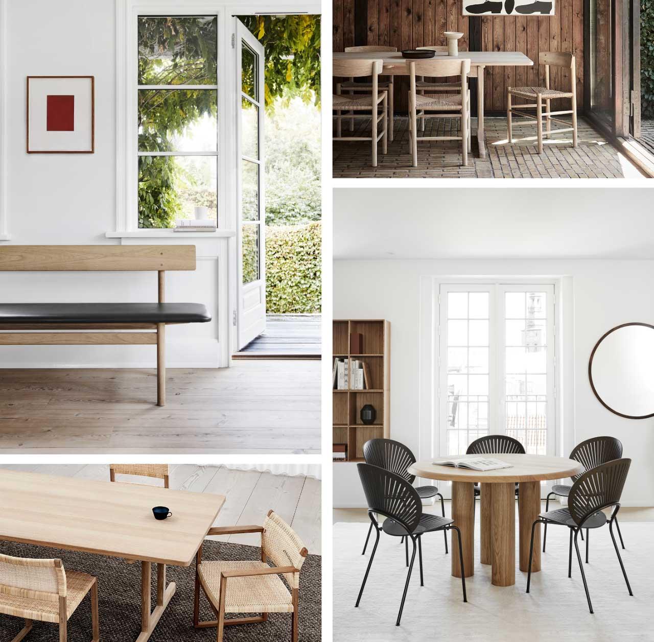 デンマークの家具が、きっとあなたや家族の心を癒してくれます。