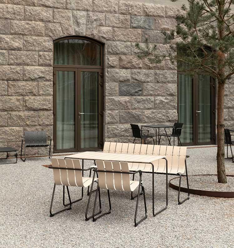 北欧家具ブランドがデザインしたアウトドアで使いたい家具